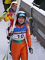 World Junior Ski Championship 2010 Hinterzarten Tanaka Straub 014.JPG
