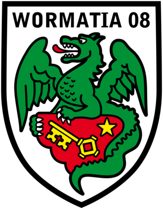 Wormatia Worms - Wormatia 08 Logo 2008
