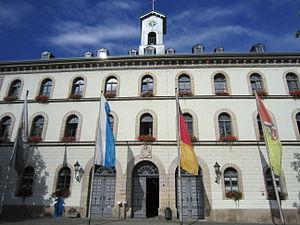 Wunsiedel - Wunsiedel Town hall