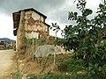 Xishuang Lou - front wall - DSCF4089.JPG
