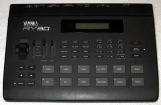 Drum machine electronic musical instrument designed to imitate the sound of drums or other percussion instruments