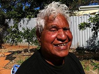 Yami Lester Australian activist