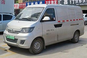 Chery Q22 - Yangtse WG5031XXYBEV front