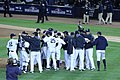 Yankees celebrate ALDS Game 5 victory 10-12-12 (3).jpeg