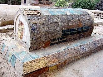 Yarkent Khanate - Image: Yarkand tumbas reyes d 05