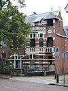 foto van Voormalig woonhuis E.G. Verkade