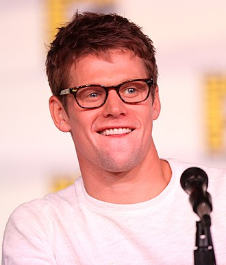 Zach Roerig - Roerig at the 2012 San Diego Comic-Con International