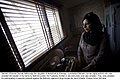Zainab Alkhawaja in Nabeel Rajab's house.jpg