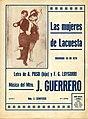 Zarzuela Las mujeres de Lacuesta lou.jpg