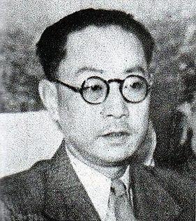 Zhou Fohai Chinese politician