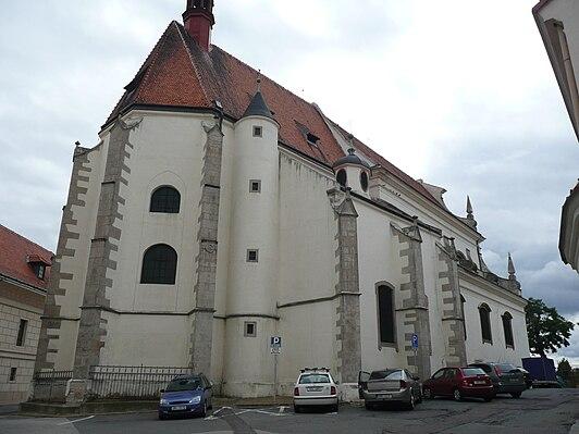 Archangel Michael's Church (Znojmo)