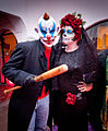 """Beater Clown & La Catrina"".jpg"