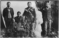 """""""George C. Williams, wife and Family. Frank in center. - NARA - 297611.tif"""