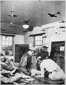 """""""Pilots at Selfridge Field (MI) learn to carry out bombing missions as they would carry them out under actual combat con - NARA - 535963.tif"""