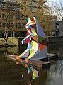 'Kunst' Croesinckplein Zoetermeer (16937426691).jpg