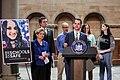 (02-12-20) NYS Senator David Carlucci (speaking) & NYS Senator James Skoufis (back left).jpg