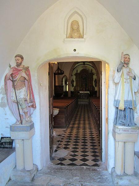 Église Saint-Pierre d'fr:Heugueville-sur-Sienne