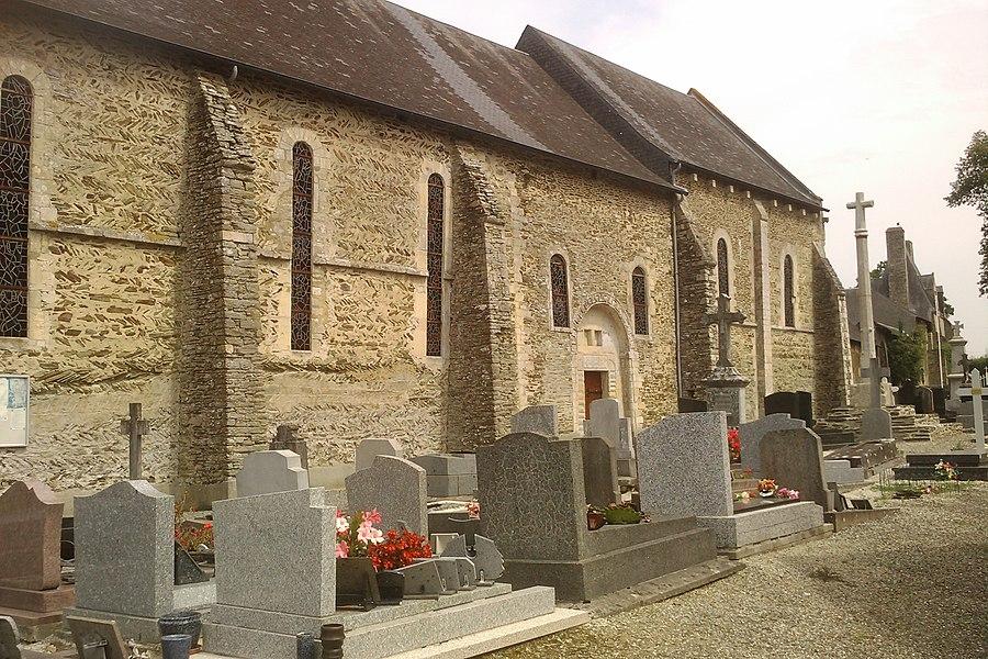 église de fr:Saint-Pierre-de-Semilly