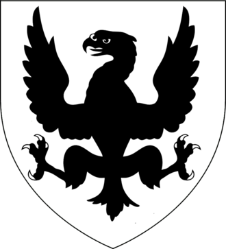 Moriarty (name) - Coat of Arms of the Moriarty