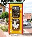 Öffentlicher Bücherschrank, Neuenkirchen, Heidekreis, 2018-07.jpg