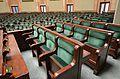 Ławy rządowe Sala Posiedzeń Sejmu.JPG