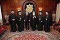 Συνάντηση με τον Οικουμενικό Πατριάρχη κ.κ. Βαρθολομαίο (4134963789).jpg