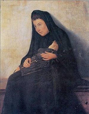 Emmanouil Lampakis - Image: Το τάμα 1890, έργο του Εμμανουήλ Λαμπάκη