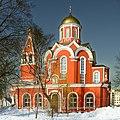 Благовещения Пресвятой Богородицы в Петровском Парке - panoramio (1).jpg