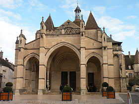 Image illustrative de l'article Basilique Notre-Dame de Beaune