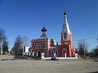 Г. Семёнов. Старообрядческая церковь..JPG