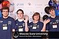 Команда МГУ - победителей олимпиады ICPC-2019.jpg