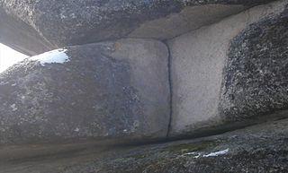 Gornaya Shoria megaliths