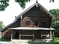 Новгородская область, музей деревянного зодчества Витославлицы. Деревянный дом.jpg