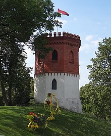 Gunpowder Tower