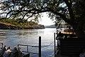 Причал на острове Малая Хортица, 2014 (фото - Валерий Дед).jpg