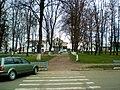 Сквер у цэнтры горада - panoramio.jpg