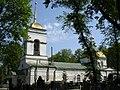 Церковь Иоанна Крестителя, памятник архитектуры 1777 года..JPG