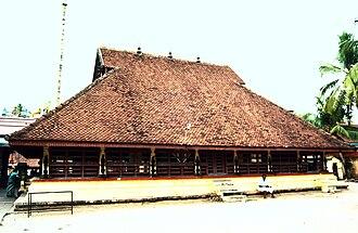 Haripad Sree Subrahmanya Swamy temple - Koothambalam in Haripad Sree Subrahmanya Swamy temple