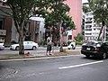 上海商業儲蓄銀行天母分行前 20080530.jpg