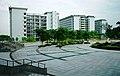 华南农业大学,启林南区学生宿舍一角 - panoramio.jpg