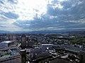 多摩センターのベネッセビル展望台から見る景色140517.jpg