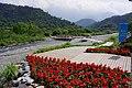 新城溪便橋 Temporary Bridge over Xincheng River - panoramio.jpg
