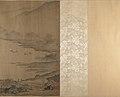 明 佚名 (舊傳)夏珪 《長江萬里圖》 (前半卷)-River Landscape After Xia Gui MET DP165819.jpg