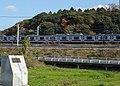 根古屋川と常磐線 - panoramio.jpg