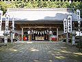 櫛引八幡宮拝殿.JPG