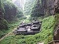 重庆-武隆-天坑内一影片拍摄基地 - panoramio.jpg
