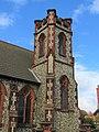 -2019-09-28 Tower, Cromer Methodist Church, West Street, Cromer.JPG