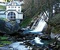 0020BadGastein Wasserkraftwerk Wasserfall Gasteiner Ache.JPG