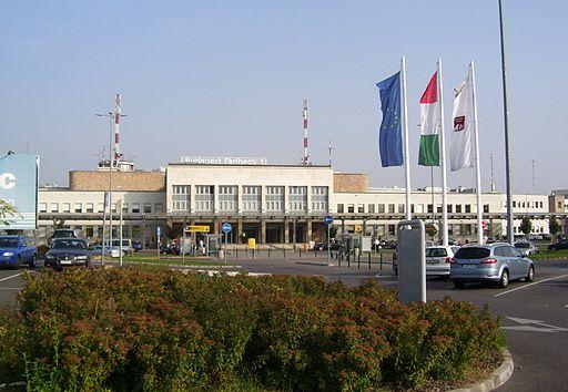 Flughafen Budapest - Ferihegy Terminal 1