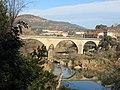 018 Pont sobre el Llobregat (Monistrol de Montserrat).JPG